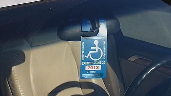 Berkeley cracks down on disabled placard abuse