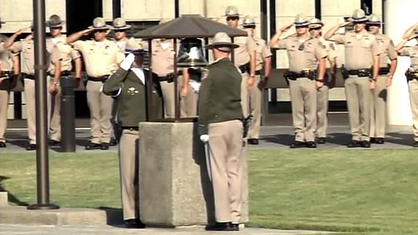 Fallen CHP officer remembered across Bay Area