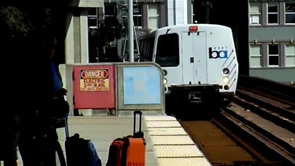 BART puts early earthquake warning system to use