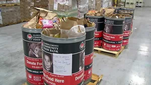 Lack of USDA shipments hurts Bay Area food banks