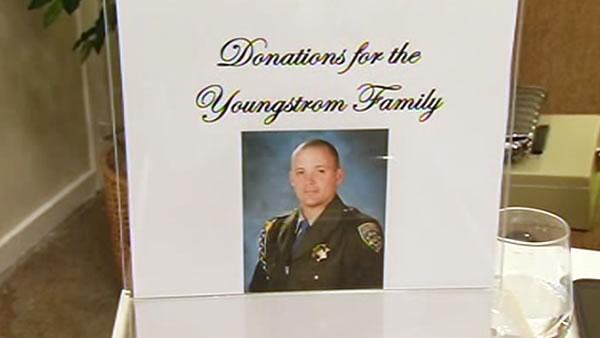 Banquet held for fallen CHP Officer Youngstrom