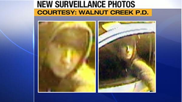 Walnut Creek police release kidnap suspect photo