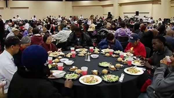 Huge donation saves East Bay Thanksgiving tradition