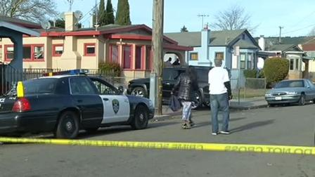 Oakland police investigate shooting that injured 8-year-old girl