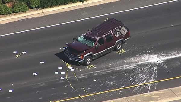 5-year-old killed in rollover crash in Richmond