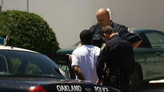 Robbery suspects arrested in Oakland