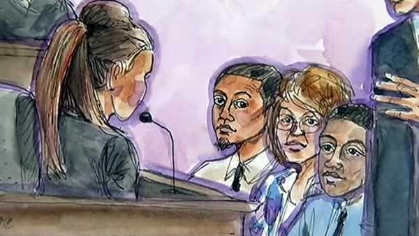 Victim of 2009 Richmond gang rape takes stand