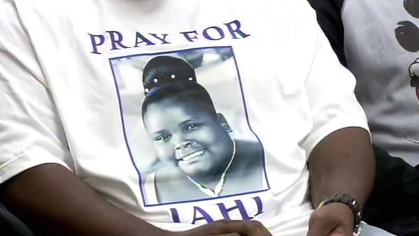 Judge will not order hospital to insert trache into Jahi
