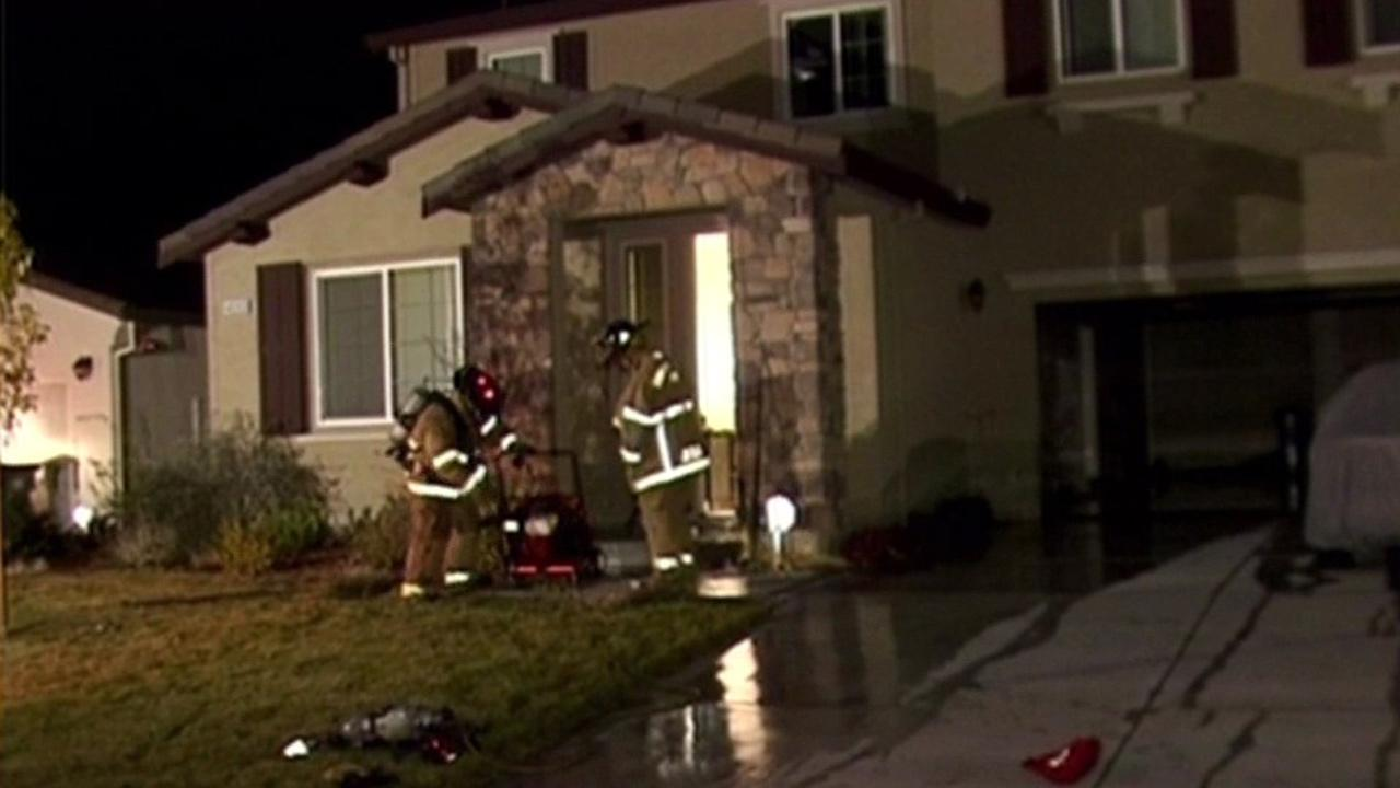 Pot grow found after house fire in Antioch
