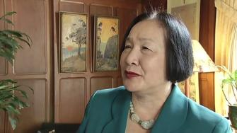 Oakland Mayor Jean Quan.