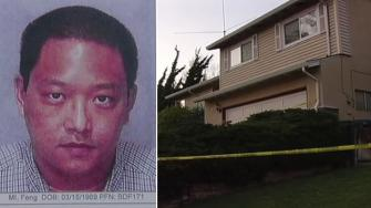 Castro Valley resident Feng Mi named a person of interest in the death of his wife.