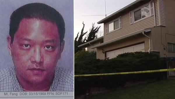 Castro Valley man a person of interest in wife's death