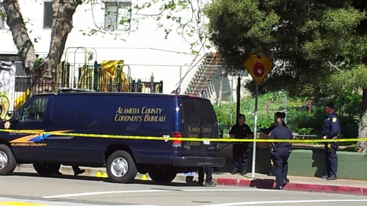 Police investigating after womans body was found near Lake Merritt in Oakland