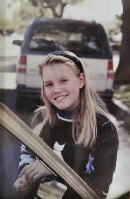 "Jaycee Lee Dugard is seen in this undated file photo provided by her step father William Carl Probyn. Dugard, who was kidnapped, raped, and held captive for 18 years by Philip Garrido in California, delivered some parting words to Garrido as he's sent away to prison for the rest of his life. In a statement read by her mother, Jaycee Dugard said she chose not to be in court today because she didn't want to ""waste another second"" of her life in Garrido's presence. Garrido's wife, Nancy, was sentenced today to 36 years to life. (AP Photo/ William Carl Probyn via the Orange County Register, file)"