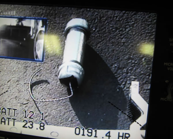 A tense scene in Pacheco unfolded Tuesday evening, January 18th, 2011 when police uncovered pipe bombs inside a storage locker.