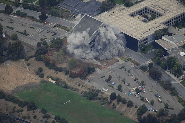 "<div class=""meta image-caption""><div class=""origin-logo origin-image ""><span></span></div><span class=""caption-text"">Cal State East Bay's Warren Hall implosion (Courtesy: Brian Haux ? SkyHawk Photography)</span></div>"