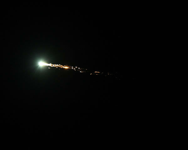 "<div class=""meta ""><span class=""caption-text "">Bob Moreno took these images of the possible meteor just outside of Santa Rosa. </span></div>"