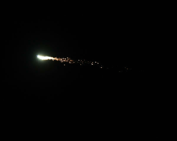 "<div class=""meta image-caption""><div class=""origin-logo origin-image ""><span></span></div><span class=""caption-text"">Bob Moreno took these images of the possible meteor just outside of Santa Rosa. </span></div>"