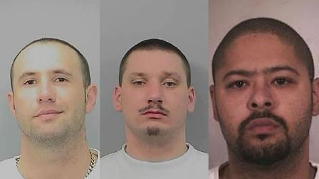 Police are looking for 3 parolees that are suspected of being involved with the shooting of a Benicia man.