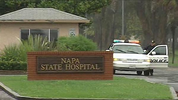 Two state lawmakers tour Napa State Hospital
