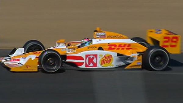 Engines rev up for Indy race at Infineon