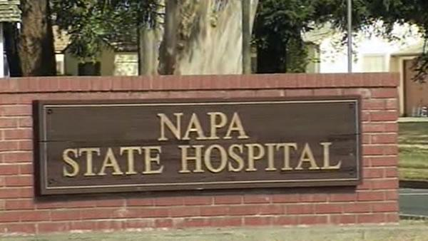Another attack at Napa State Hospital