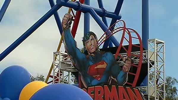 Six Flags Discovery Kingdom debuting new Superman ride