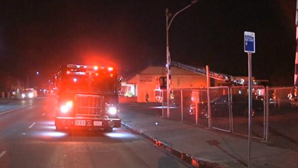 Investigation after string of suspicious fires in Vallejo