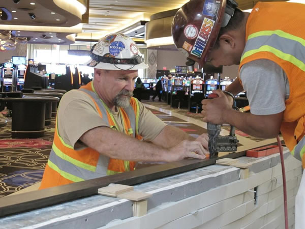 "<div class=""meta ""><span class=""caption-text "">""Craftsmen say they're pleased with the opportunity to work."" via @WayneFreedman (KGO)</span></div>"