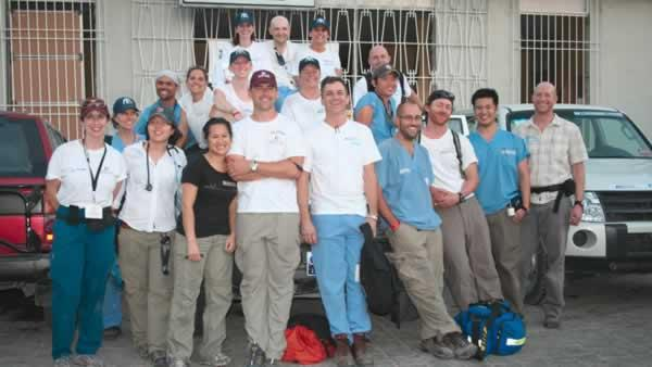 Haiti, earthquake, Stanford university, doctors, International Medical Corps