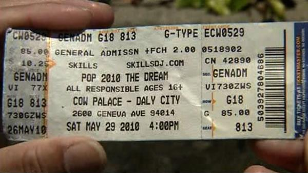 Officials frustrated by drug use at Cow Palace raves
