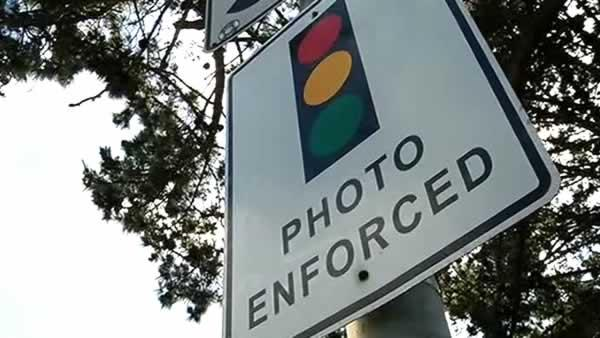 New legal challenge to red light cameras