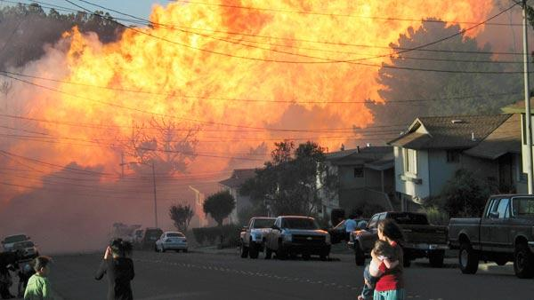 Anniversary of San Bruno explosion approaching