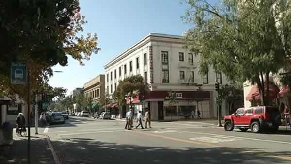 Palo Alto is California's most educated city