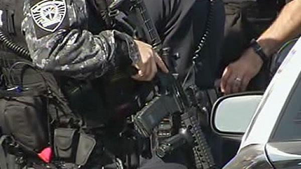 SWAT standoff ends in South San Francisco