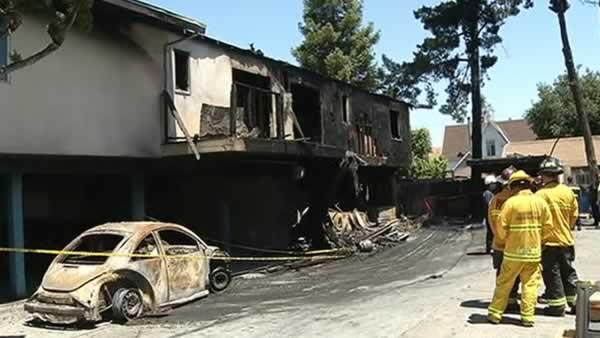Arson suspected in fire that displaced 30