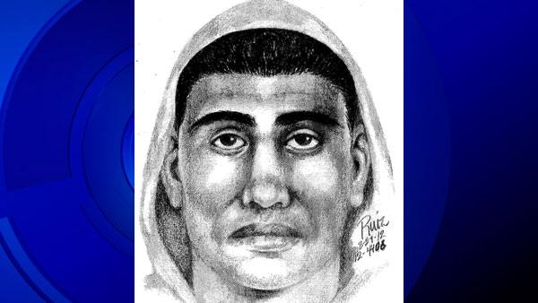 Palo Alto police release sketch after sexual assault