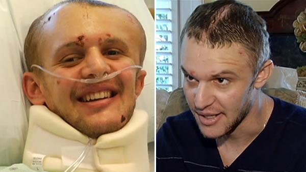 EXCLUSIVE: Man's miraculous recovery from coma