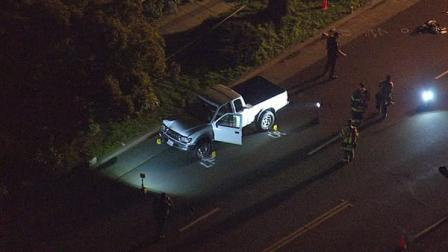 Woman hit by car on Embarcadero Rd. in Palo Alto