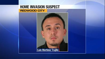 Photo of suspected armed robber Luis Martinez Trujillo