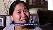 Nelia Arellano survived a nightmare when she escaped a fire that claimed the lives of five of her friends.