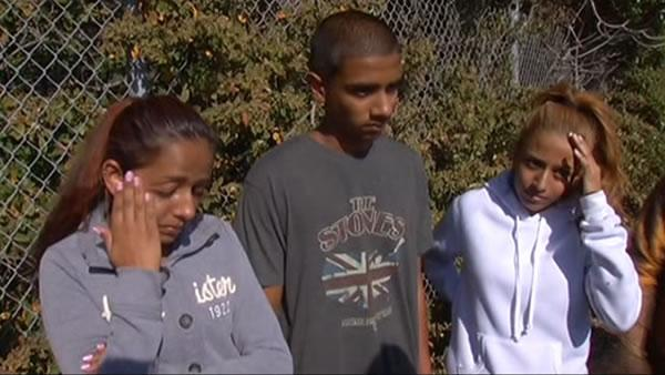 Children of couple killed in Menlo Park speak out