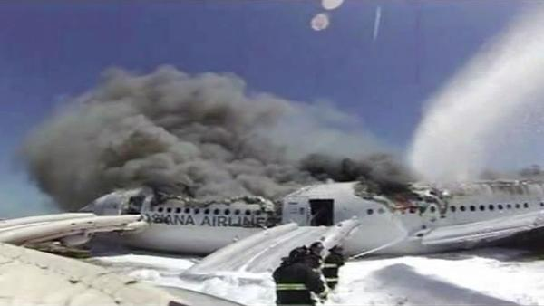SFFD disciplines firefighter who took Asiana video