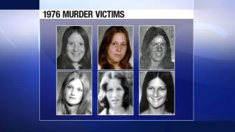 Authorities say theyve linked the murders of five young women in San Mateo County in 1976 to a murder in Reno that same year.