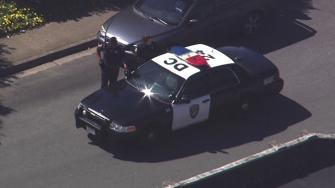 Authorities are responding to a police incident taking place in  Daly City Wednesday afternoon.