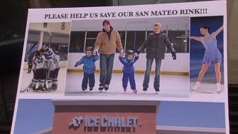 Sign to save the San Mateo Ice Chalet.