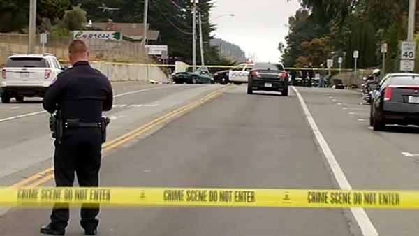 "<div class=""meta image-caption""><div class=""origin-logo origin-image ""><span></span></div><span class=""caption-text"">The crash happened on Hillside Boulevard in Colma at 7:30 a.m.  Three were  pronounced dead at the scene. The San Mateo Coroner's Office released the names as Rosa Maria Falla, 23, Jonathan Jade Moulton, 21, and Ruvin Abel Vazquez, 22. (KGO)</span></div>"