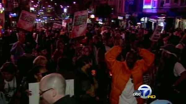 Prop 8 protest turns into a new movement