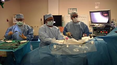 SF surgeons perform transplant involving 6 donors