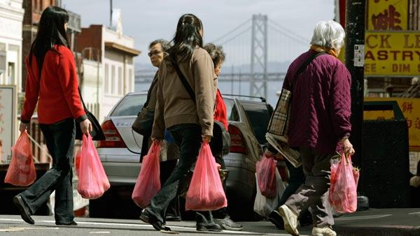Proposal to expand plastic bag ban in SF